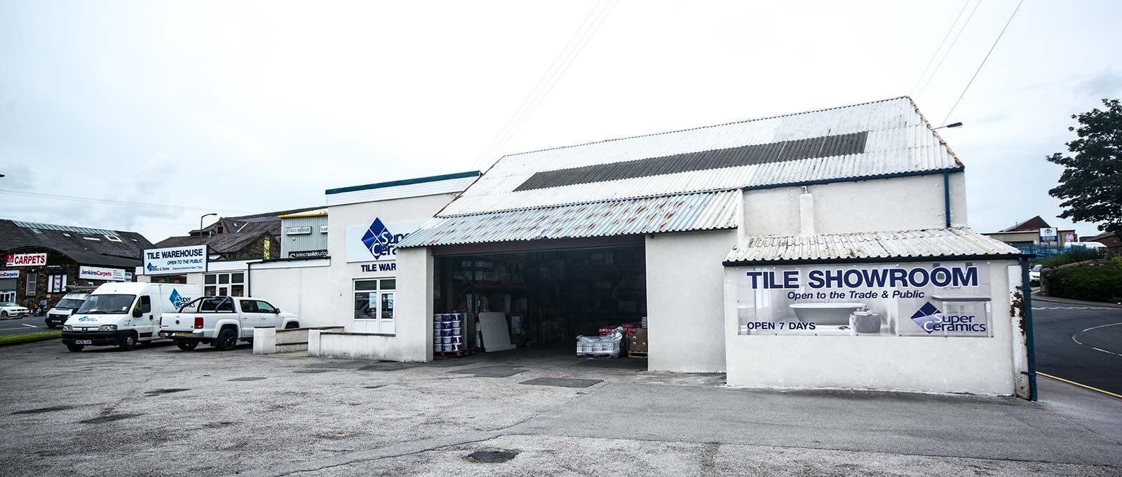 Superceramics Tile Shop Keighley
